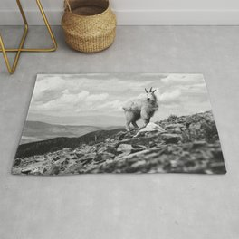 KING OF THE MOUNTAIN Rug