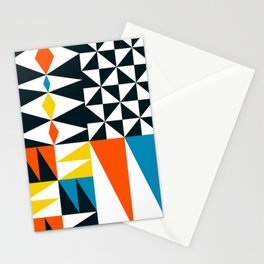 Mid Century 02 Stationery Cards