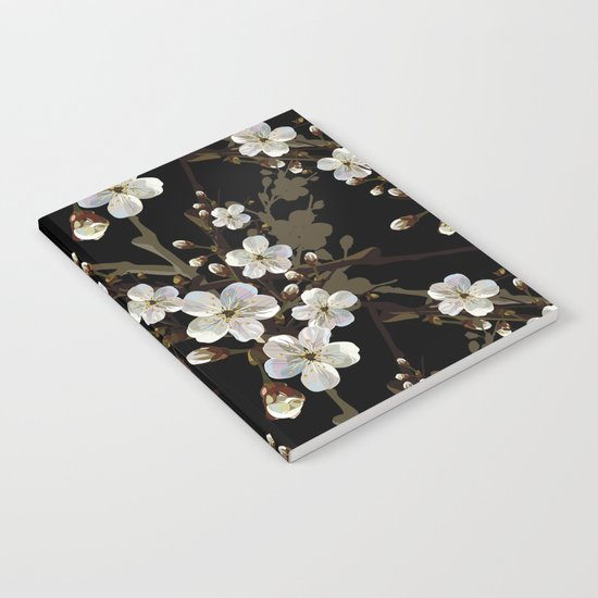 Cherry blossom #15 Notebook