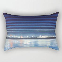 Santa Barbara Pier Rectangular Pillow