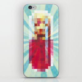 Doctors without borders iPhone Skin
