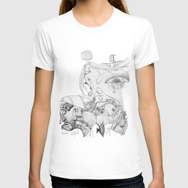 Old Woman T-shirt