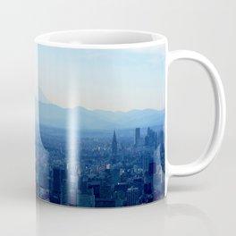 Fuji in the Distance Coffee Mug