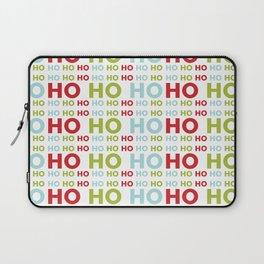 Ho Ho Ho Merry Christmas Laptop Sleeve
