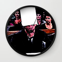 Liar Liar Wall Clock