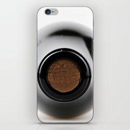 Wine Bottle iPhone Skin