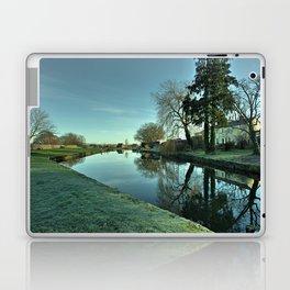 Moorings Reflections Laptop & iPad Skin