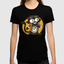 Time Cat T-shirt