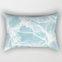 Poolside marble Rectangular Pillow