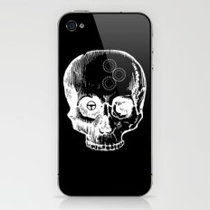 Gear Heads and Monkey Wrenches iPhone & iPod Skin