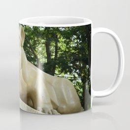 Nittany Lion Shrine Large Print Coffee Mug