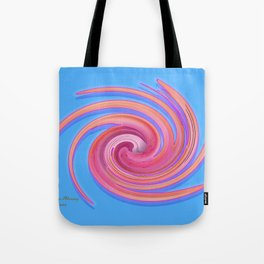 The whirl of life, W1.3C Tote Bag