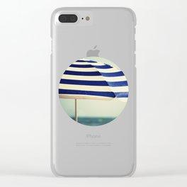 Sunshade Clear iPhone Case