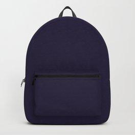 Dark Eclipse Blue Fashion Color Trends Spring Summer 2019 Backpack