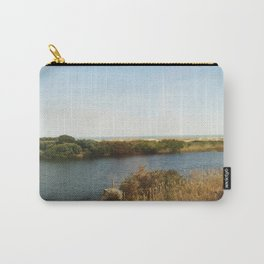 The pond by the Ocean Carry-All Pouch