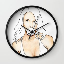 Bubblegum - WIP Wall Clock
