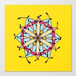 Mandala II Canvas Print