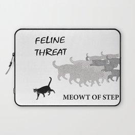 Meowt of Step Laptop Sleeve