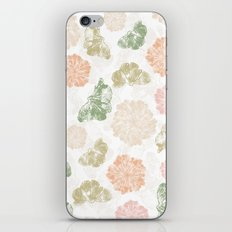 Ginkgo Floral iPhone & iPod Skin