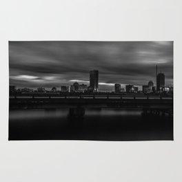 Long Exposure of Boston Rug