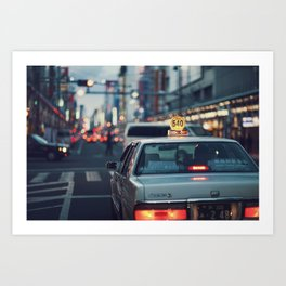 Asia 24 Art Print