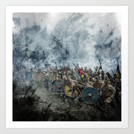 The Great Army Art Print