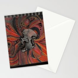 Mind Blown Sinister Stationery Cards