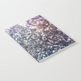 Glitter Sparkles Notebook