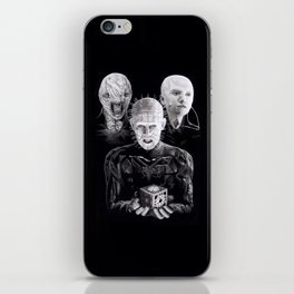 The lament configuration iPhone Skin