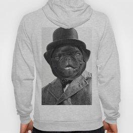 Sir Winston Pug Churchill Hoody