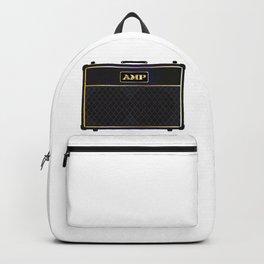 Electric Guitar Amplifier Backpack