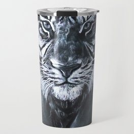 """""""Don't let the suit fool you."""" Travel Mug"""