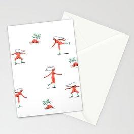 Sunny Vibe Stationery Cards