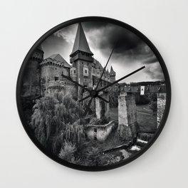 Corvin castle Wall Clock