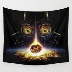 Majora's Mask Operation Moonfall Wall Tapestry