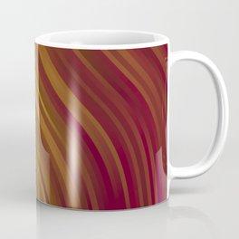 stripes wave pattern 1 eev Coffee Mug