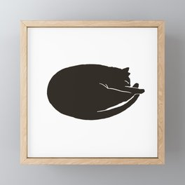 windibean Framed Mini Art Print