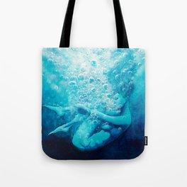 Immersing Tote Bag