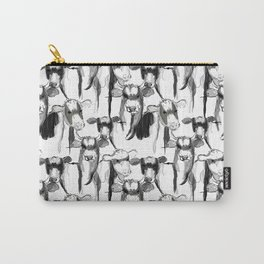 Super Cows Carry-All Pouch