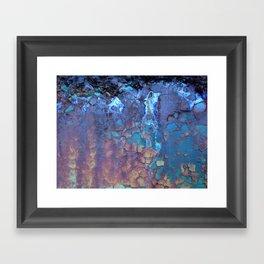 Waterfall  Framed Art Print