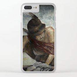 My version of Velasquez Clear iPhone Case