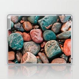 Pebbles of Isle of Skye Laptop & iPad Skin