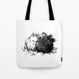 Chocobo Chicks Tote Bag