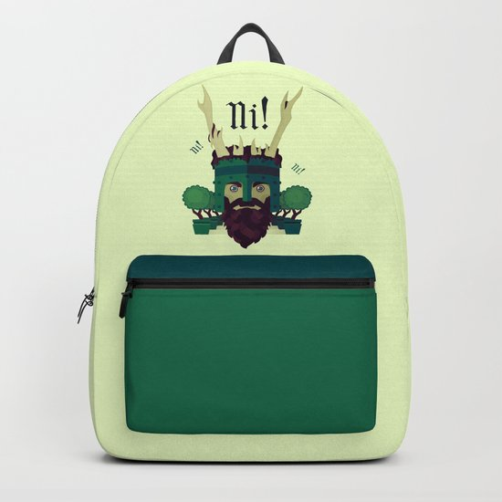 NI! Backpack