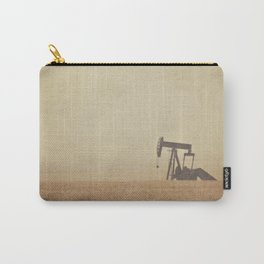 Digging for Black Gold Carry-All Pouch