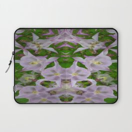 Aquilegia Laptop Sleeve