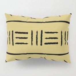 Mudcloth pillow version light Pillow Sham