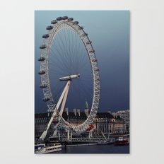 London Eye Canvas Print