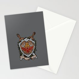 The shield 2 Stationery Cards