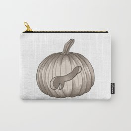Jack-Off Lantern Carry-All Pouch